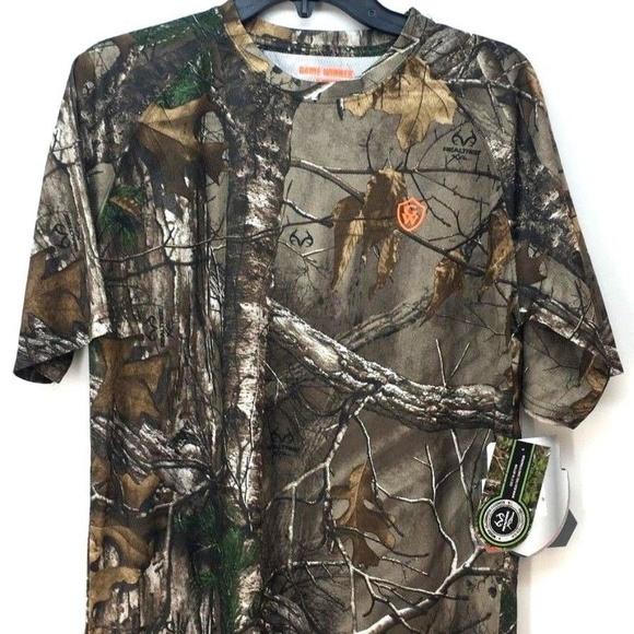 04ce13872 Game Winner Men s Eagle Pass Realtree Xtra T-Shirt